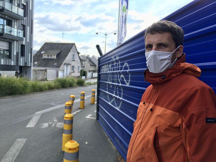 Rennes Les Pistes Cyclables Provisoires En Centre Ville Seront Perennisees