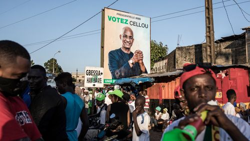 En Guinée, la présidentielle de tous les dangers ?