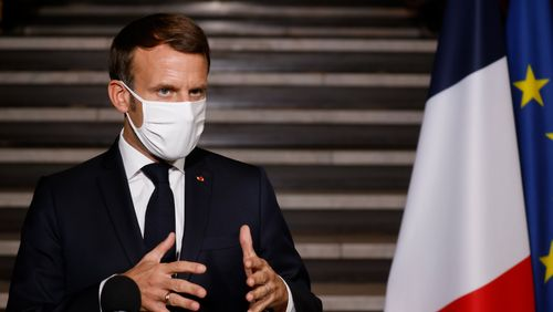 Attentat à Conflans : Emmanuel Macron annonce la dissolution du collectif Cheikh Yassine