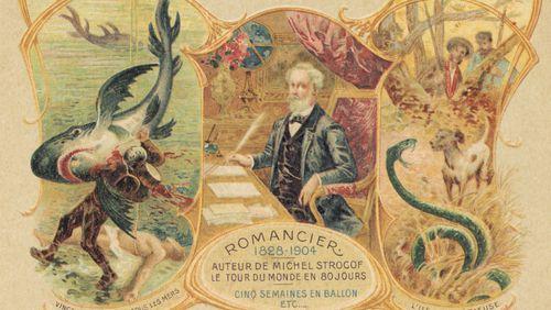 """La dictée de Rachid Santaki : un extrait de """"Vingt mille lieues sous les mers"""" de Jules Verne"""