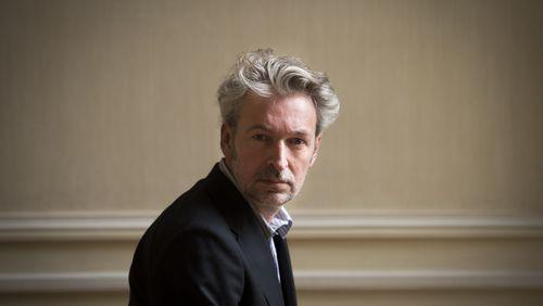 """Eric Reinhardt : """"Je travaille mon roman comme une oeuvre de plasticien"""""""