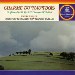Adagio - pour haubois violoncelle orgue et orchestre à cordes - PIERRE PIERLOT