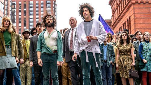 """Cinéma : En démocratie, avec """"Les Sept de Chicago"""" d'Aaron Sorkin et un état des lieux de l'industrie cinématographique."""