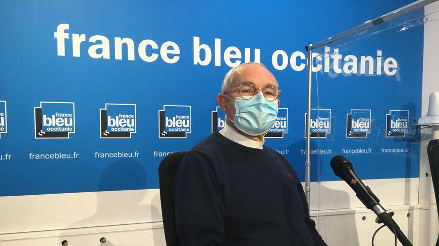 Monseigneur Robert Le Gall sur France Bleu Occitanie