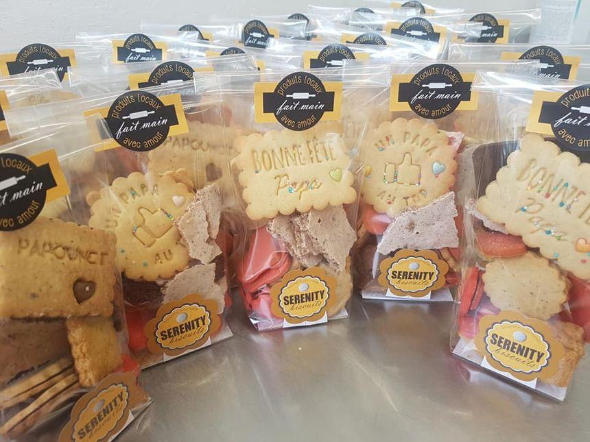 Des biscuits personnalisés !