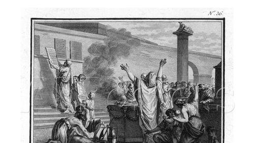 Épisode 6 : L'histoire géométrique du droit dans le manuel de Pomponius :  la croissance et la nécessité