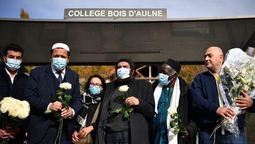 Attentat à Conflans : l'enquête continue, quatre collégiens en garde à vue