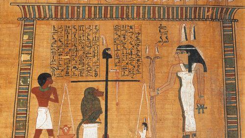 La justice de l'ancienne Égypte a-t-elle des choses à nous apprendre ?