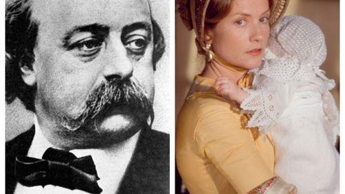 """La dictée de Rachid Santaki : un extrait de """"Madame Bovary"""" de Gustave Flaubert"""