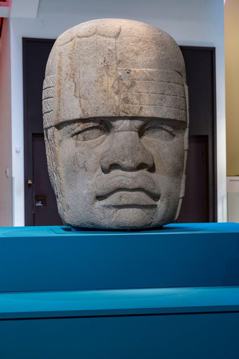 Les Olmèques, une découverte originelle récente