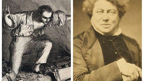 """La dictée de Rachid Santaki : extrait du """"Comte de Monte-Cristo"""" d'Alexandre Dumas"""