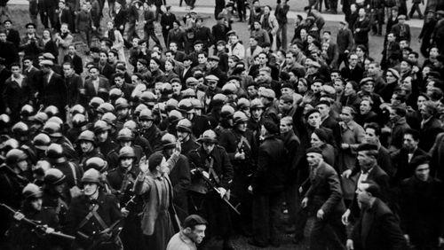 La réhabilitation des mineurs du Nord Pas de Calais plus de 70 ans après une grève qui a laissé une mémoire lourde de conséquences