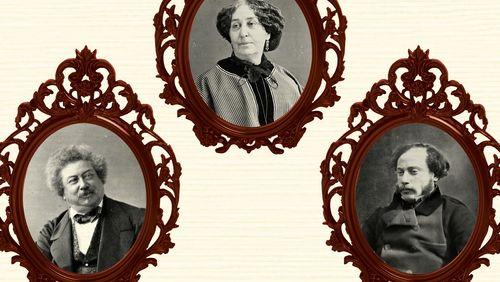 Épisode 8 : La correspondance entre George Sand et Alexandre Dumas, père et fils