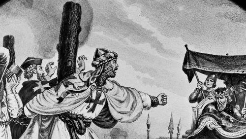 """""""Les Rois maudits"""" de Maurice Druon de l'Académie Française - Premier livre """"Le roi de fer"""" (5/15) : """"Je cite au Tribunal de Dieu"""" - Les Tire-laine"""
