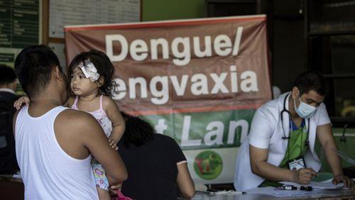 Dengvaxia, le fiasco d'un labo