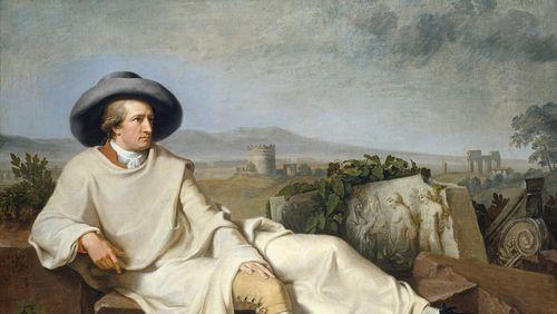 Épisode 4 : L'Italie ou la vita nuova de Goethe