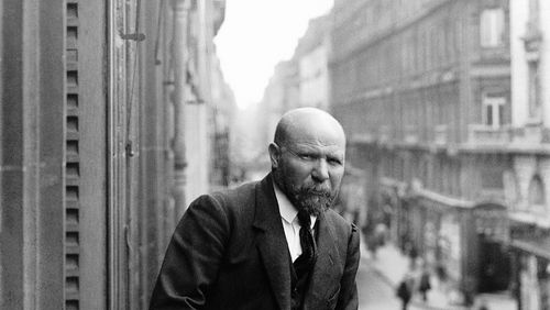 Albert Kahn (1860-1940), rêver d'un monde nouveau