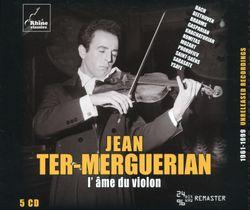 Triple concerto pour violon violoncelle et piano en Ut Maj op 56 : 3. Ronda alla polacca - JEAN TER-MERGUERIAN