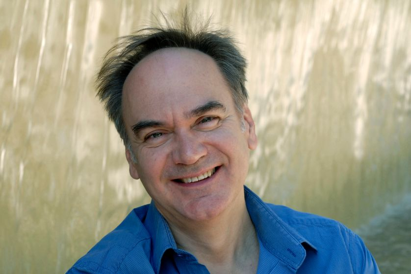 Hervé le Tellier en 2011