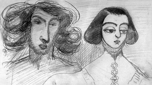 """Épisode 9 : George Sand à propos de Musset : """"Il est trop dandy, nous ne nous conviendrions pas"""""""