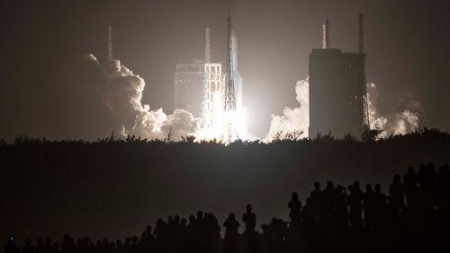 La Chine s'apprète à devenir le troisième pays à rapporter de la roche lunaire
