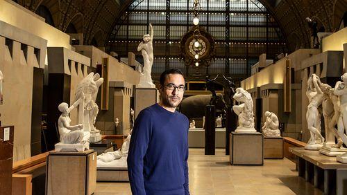 Spécialiste de la colonisation et de la mondialisation, l'historien Pierre Singaravélou investit le Musée d'Orsay