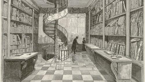 Épisode 3 : Le livre sur le marché, l'invention de la librairie