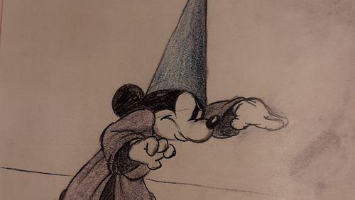 Mickey ou le Capricieux devenu moralisateur