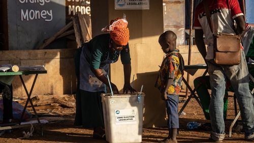 Au Burkina Faso, le défi sécuritaire