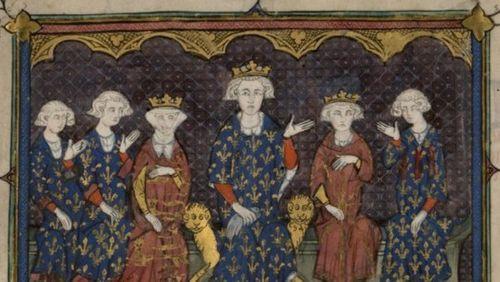 """""""Les Rois maudits"""" de Maurice Druon de l'Académie Française - Premier livre """"Le roi de fer"""" - Première partie """"La malédiction"""" (1/5) : La Reine sans amour"""