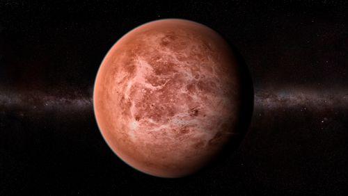 La planète Terre a eu une atmosphère épaisse et toxique comme celle de Vénus