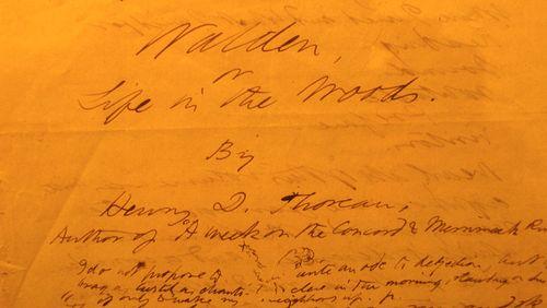 Épisode 4 : Walden, Henry David Thoreau