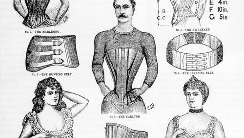 La libération des corsetières (1/2) : Les corsetières décorsetées