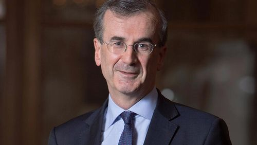"""François Villeroy de Galhau : """"Pour faire face au Covid, la réponse par l'endettement est indispensable"""""""
