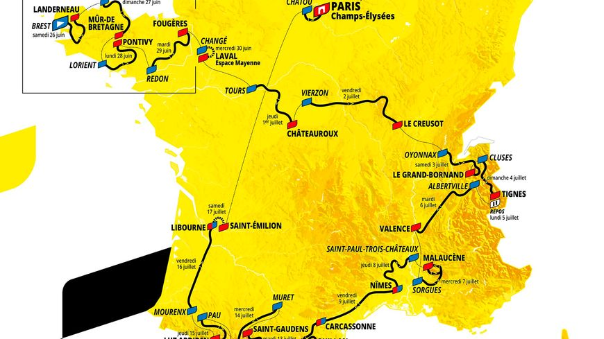 Favoriten Tour De France 2021