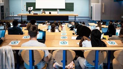 La réforme de l'université, la loi « sécurité globale »