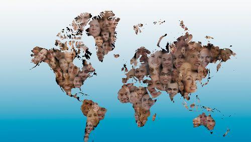 Population mondiale : quand la géographie s'en mêle