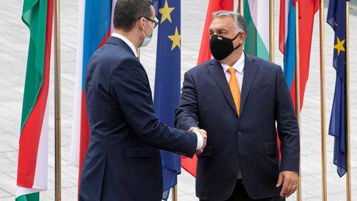 Budapest et Varsovie contre Bruxelles : la bataille de l'état de droit
