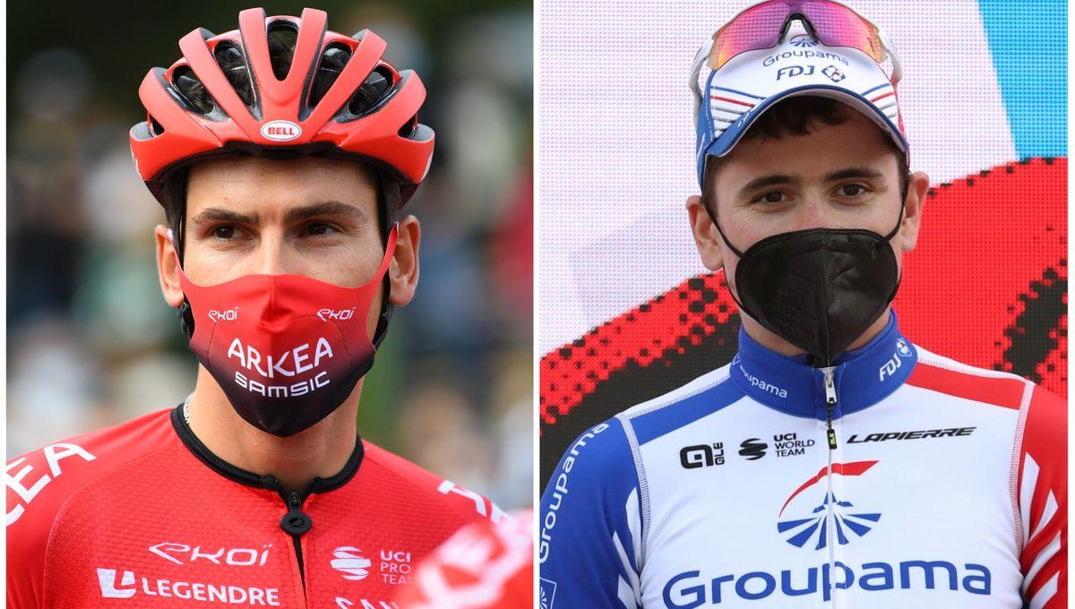 Tour de France 2021 : les réactions des Bretons Warren Barguil et David Gaudu