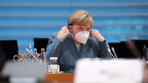 Épisode 1 : Angela Merkel : l'esprit de consensus mis à l'épreuve