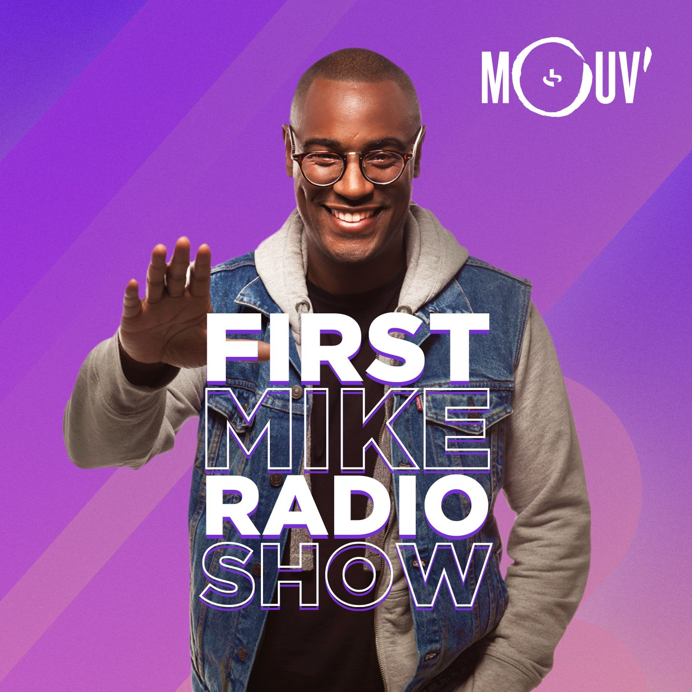 Image 1: First Mike Radio Show