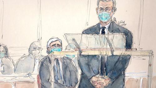 Le procès Sarkozy
