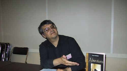 Hommage à Joseph Altairac : Fleur Hopkins, Guy Costes, Jean-Luc Rivera