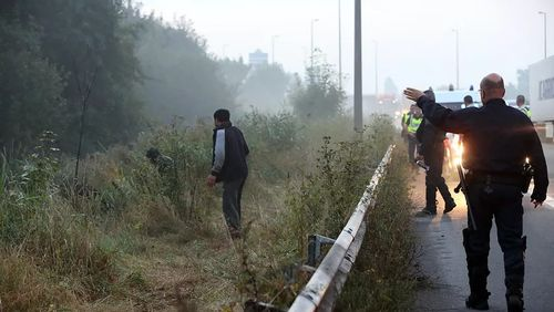 Calais : maraudes et ratonnades