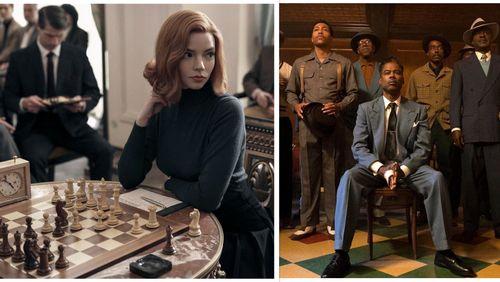 """Séries : """"Fargo"""" et """"Le Jeu de la Dame"""", rois et reine"""