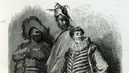 Épisode 6 : Coups de bâtons, coups d'épées et autres aventures