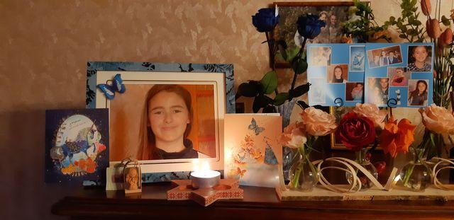 Pauline, 15 ans, originaire de Saint-Rogatien, est morte d'un cancer.