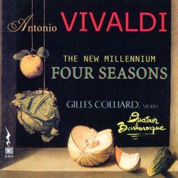 Concerto en Fa Maj op 8 n°3 RV 293 P 257 : 1. Allegro - pour violon bandonéon tympanon orgue mécanique et contrebasse - GILLES COLLIARD