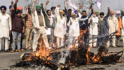 Table ronde d'actualité internationale : Narendra Modi à l'épreuve de la colère paysanne