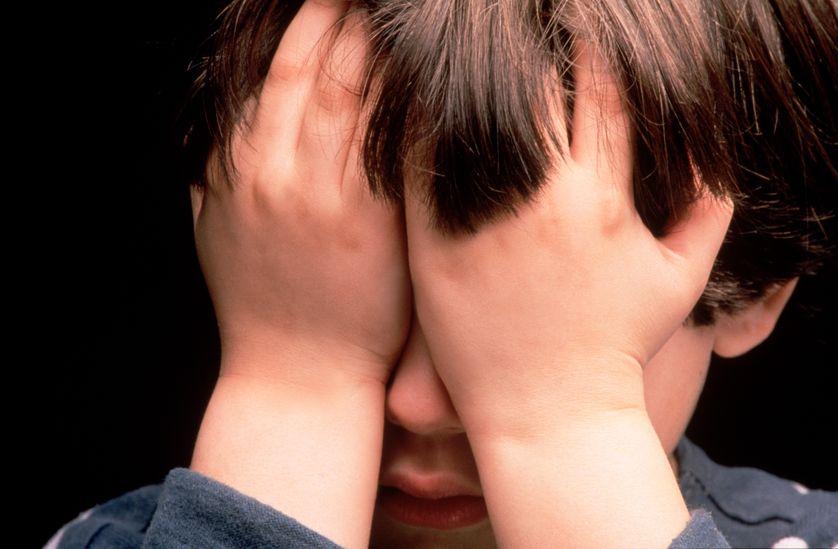 Enfant malheureux